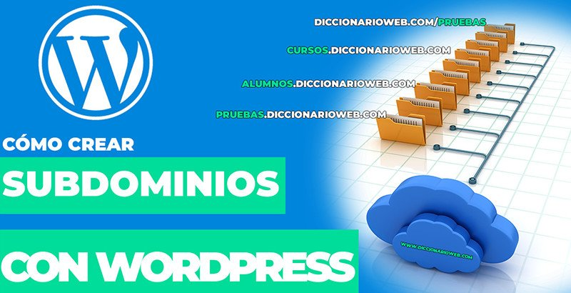 Cómo instalar WordPress en un subdominio