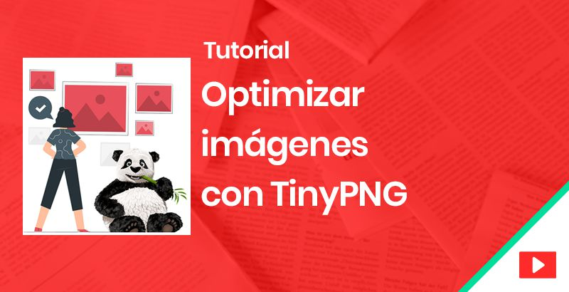 Optimizar imágenes con TinyPNG