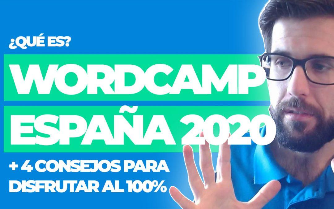 WordCamp España 2020 Online
