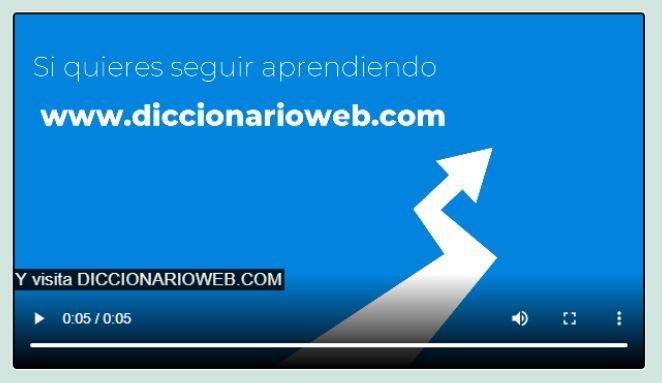 WordPress 5.6 - subtitulos en vídeos