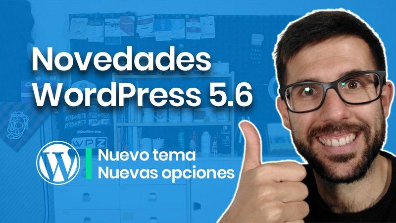 actualización WordPress 5-6